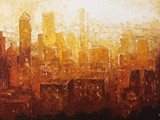 Sunshine Over The City